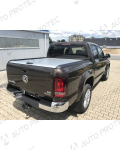 Mountain Top Roll Cover silver - Volkswagen Amarok