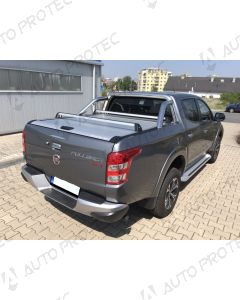 Mountain Top Roll Cover silver - Fiat Fullback