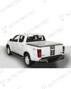Mountain Top aluminium cover Style HD – Isuzu D-Max SC