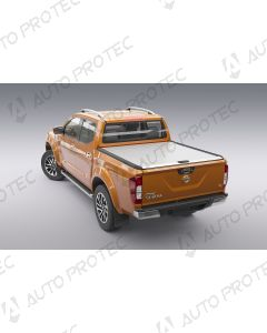 Mountain Top Roll Cover silver - Nissan Navara KC