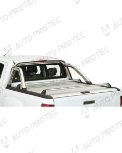 Mountain Top Stainless styling bar - SsangYong Musso Grand