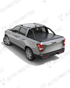Mountain Top Roll Cover black - SsangYong Musso Grand