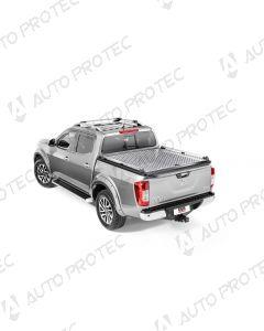 EGR Silver Aluminium Tonneau cover - Nissan Navara