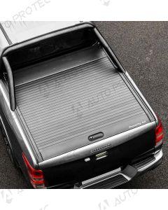Mountain Top Roll Cover black - Nissan Navara KC