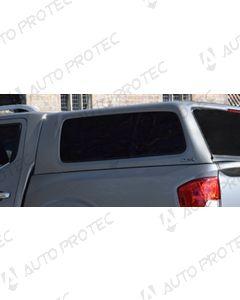AEROKLAS Nissan Navara boční okno výklopné do boku – levé