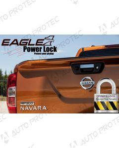 Eagle Tailgate Power Lock – Nissan Navara