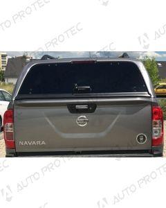 AEROKLAS Nissan Navara zadní okno
