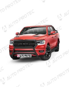 AutoProtec Front black bar type A – Dodge Ram 1500 2019-