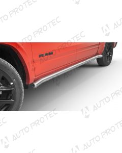 AutoProtec Stainless side step type A – Dodge Ram 1500 2019-
