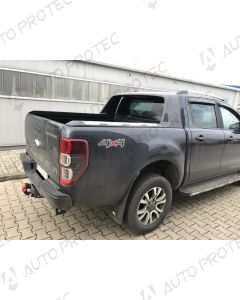 Aerodynamic roll bar - Ford Ranger