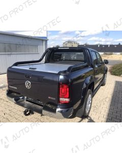 Red Rock Roll Cover silver for original Stylingbar Plus - Volkswagen Amarok