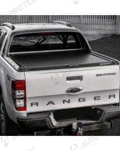 Red Rock Roll Cover black - Ford Ranger Wildtrak SC