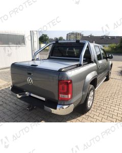 Red Rock Roll Cover silver for original Stylingbar - Volkswagen Amarok
