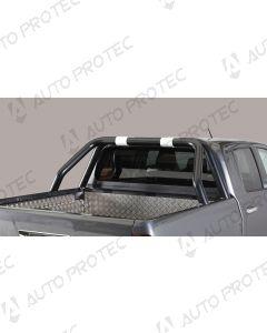 MISUTONIDA Überrollbügel schwarz – design 76 mm Volkswagen Amarok