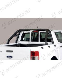 MISUTONIDA Überrollbügel schwarz - design 76 mm Ford Ranger