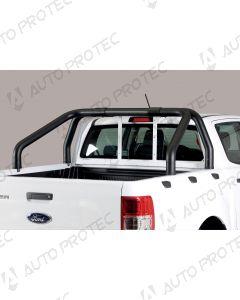 MISUTONIDA Überrollbügel schwarz - simple 76 mm Ford Ranger