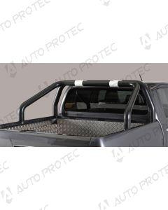 MISUTONIDA Überrollbügel schwarz – simple 76 mm Volkswagen Amarok