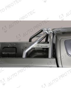 MISUTONIDA Überrollbügel - mark 76 mm Fiat Fullback