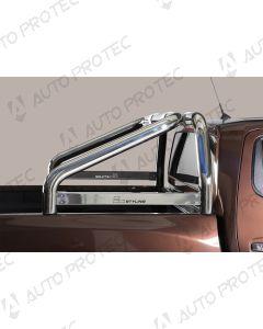 MISUTONIDA Überrollbügel - simple 76 mm Nissan Navara