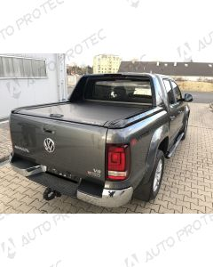 Mountain Top Roll Cover black - Volkswagen Amarok Canyon