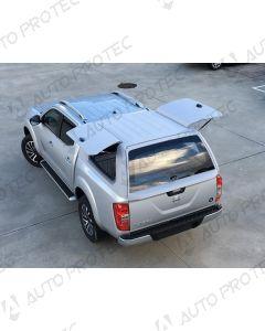 AutoProtec hardtop Starline Fleet – Nissan Navara pop-up side window