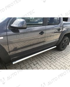 STEELER Side step type D - Volkswagen Amarok
