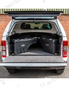 Swing Case Storage - Set Ford Ranger