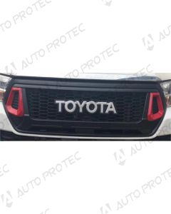 AutoProtec Front Grill – Toyota Hilux 18-20