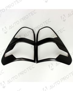 AutoProtec Rear Tail Light Cover Type A – Toyota Hilux