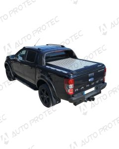 UpStone Aluminium Tonneau Cover with Styling Bar - Ford Ranger Raptor