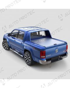 Mountain Top Roll Cover silver - Volkswagen Amarok Canyon