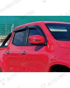 EGR Wind Deflectors 4 pieces – Fiat Fullback