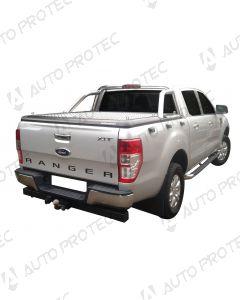 UpStone Aluminium Tonneau Cover with OE bar - Ford Ranger